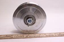V Groove Caster Wheel Hd Steel 6 Od X 175 W X 12 Bore