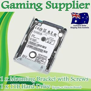 1TB-PS3-Super-Slim-Hard-Disk-Drive-HDD-Mounting-Bracket-forCECH-400x-Series