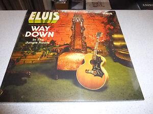 Elvis-Presley-Way-Down-In-The-Jungle-Room-2LP-Vinyl-Neu-amp-OVP-Gatefold
