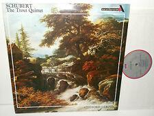 SDD 185 Schubert The Trout Quintet Clifford Curzon The Vienna Octet