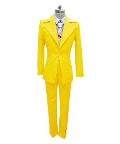 Multi color Men/'s Costume for Cosplay Singer Bowie Party Suit HC-DBC