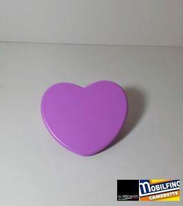 Maniglia-cuore-lilla-32mm-cameretta-armadio-design-purple-heart-handle-Mobilfino