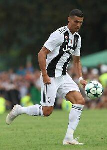 Cristiano Ronaldo Juventus 2018 19 A1 A2 A3 A4 Affiche Photo Print