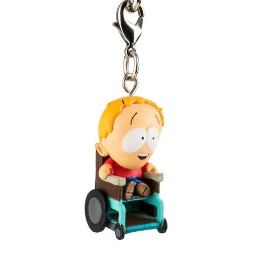 South Park Zipper Pull Keychain Series 2 by Kidrobot Timmy