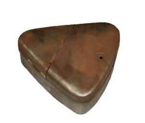 Tool-Box-Unit-Ready-to-Paint-For-BSA-Norton-Royal-Enfield-Universal-Fit