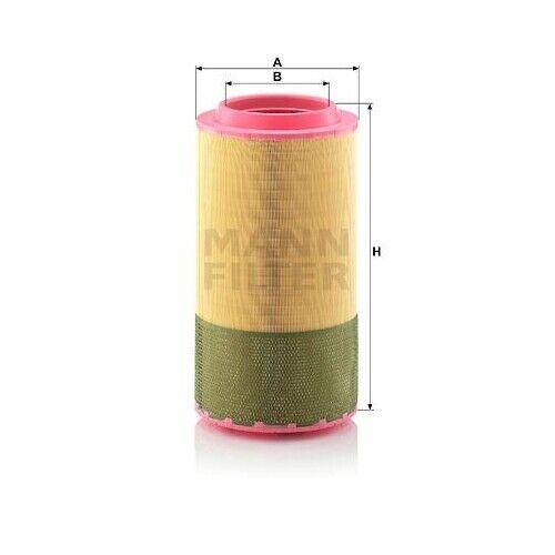 1 Filtre à air MANN-FILTER C 27 1250/1 convient à