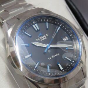 f25a25a74e88 CASIO OCEANUS OCW-S100-1AJF Elegant Titanium Watch OCW-S100-1A Made ...