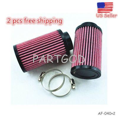 Air Pod Filters Filter Pair Stock Carbs 26mm For Yamaha Banshee YFZ 350 YFZ350