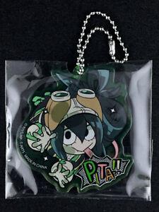 Boku-no-My-Hero-Academia-Pita-Deforme-Acrylic-Key-Chain-8-Tsuyu-Asui-New
