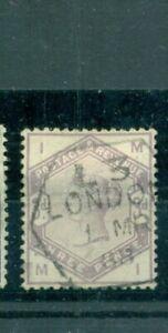 Regno Unito, Regina Vittoria nr .76 timbrato