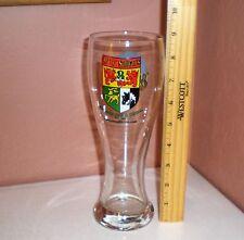 """R.T.O. Sullivan Sports&Grill Large Pilsner Beer Glass """"Coat of Arms Design Logo"""""""