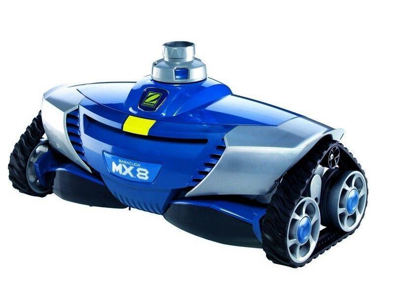 ZODIAC MX 8 Bodenreiniger Poolreiniger Schwimmbadreiniger Bodensauger Poolsauger