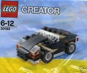 LEGO-CREATOR-Schwarzer-Flitzer-30183