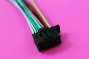 s l300 wire harness only for pioneer sph da120 avic 7100nex avic 7200nex  at gsmportal.co