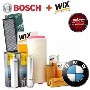 Kit-tagliando-4-FILTRI-BMW-330D-E90-E91-170-KW