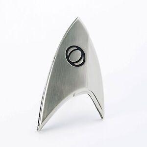 Discovery-Science-Uniform-Abzeichen-Badge-Pin-Star-Trek
