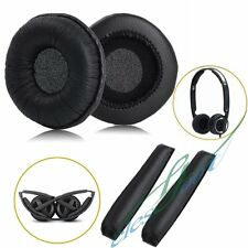 2 PCS Replacement Headphones Ear Pads Cushions for Sennheiser PX100 PX200【US】