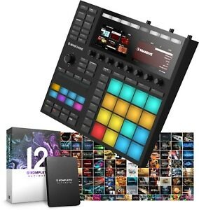 Native-Instruments-Maschine-Mk3-amp-Komplete-12-Ultimate-Software
