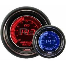 Prosport 52mm EVO Car Air Fuel Ratio AFR Red Blue LCD Digital Display