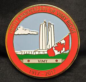 100th-Anniversary-of-Vimy-Ridge-APNA-Medal-2017