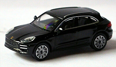 1//87 Minichamps Porsche Macan Turbo 2013 schwarz 870067001
