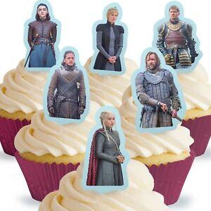 Cakeshop Essbare Game Of Thrones Kuchen Dekoration Ebay