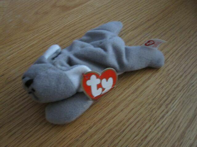 "TY 1998 Teenie Beanie Babies McDonalds #7 /""Mel/"" The Koala **NEW**"