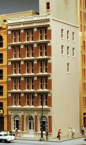 ESCALA H0 Kit Construcción AYUNTAMIENTO City Trust 31 NEU