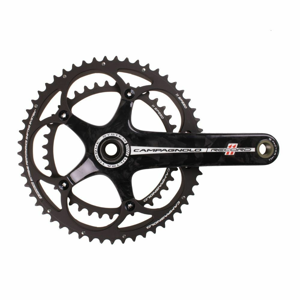 Campagnolo Record Carbon Ultra-Torque 11 Speed Double Standard 39 53 - 170mm