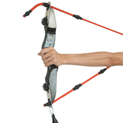 Archery Trainer Exercise Bow Riser Strength Practice Puller Adjustable Equipment