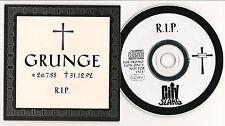 SEBADOH, SEAM, SUPERCHUNK, HOLE, BIG RAY, GRUNGE 1992 PROMO CD CITY SLANG RECORD