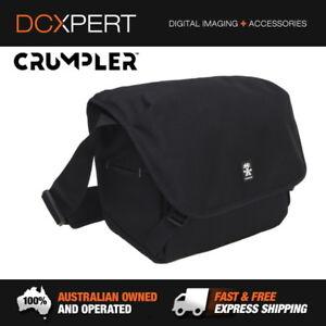 CRUMPLER-JACKPACK-7500-SLING-SHOULDER-CAMERA-BAG-BLACK