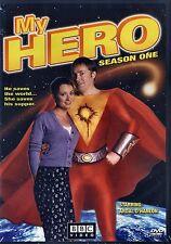 NEW DVD // BBC VIDEO REGION 1  //  My Hero - Season 1 // 6 EPISODES // 180 min