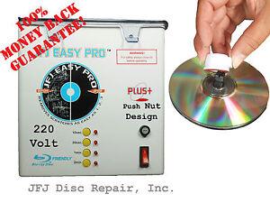220-Volt-JFJ-Easy-Pro-Plus-CD-DVD-Repair-Machine-with-PUSH-NUT