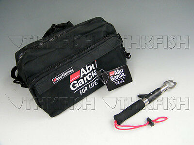 (Buy 1 Get 1) Lip Grip With ABU GARCIA Waist Tackle Bag pockets Fishing Tool set