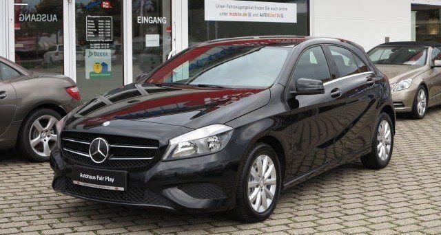 Mercedes A200 2,2 CDi Urban 5d - 2.159 kr.
