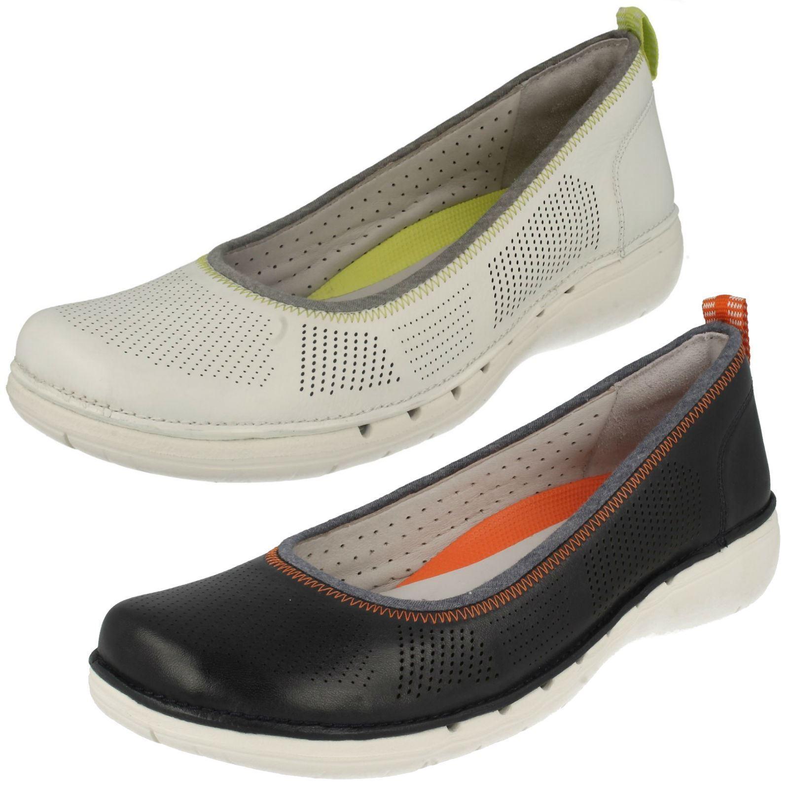 Clarks Unstructurojo Damas Informal Zapatos de las Naciones Unidas Elita Elita Elita  Tu satisfacción es nuestro objetivo