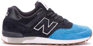 New Balance 576 Made in England zapatilla de deporte Zapatos Calzado deportivo negro M576PNB