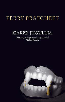 Carpe Jugulum (Discworld Novels)
