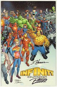 Infinity Countdown Darkhawk #1 Ron Lim Variant Marvel NM Comics Book