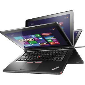 Refurbished Lenovo Yoga 12 i5 5300u 2.3ghz 4G Ram 256G SSD Touch Screen Grade A