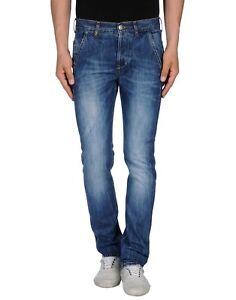 60 Pantaloni Denim Originali Pant 30 Solde Nouveau Tg Dondup Jeans 100 YwPxBB