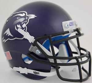 ABILENE-CHRISTIAN-WILDCATS-NCAA-Schutt-XP-Authentic-MINI-Football-Helmet