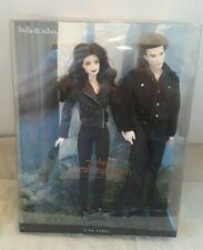 Barbie PINK LABEL Collector EDWARD /& JACOB ~ 2 DOLL Set Twilight Saga New Moon