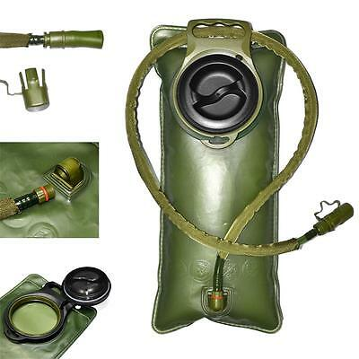 2.5L Hydration System Water Drink Bag Pouch Bladder Climbing Hiking Cycling Hot