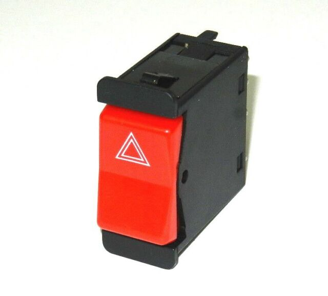 MERCEDES 190 W201 S-CLASS W126 C126 W123 HAZARD WARNING LIGHT SWITCH  A0008209010