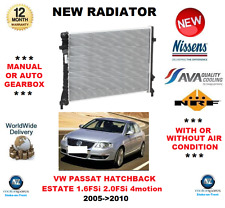 für VW Passat 3C 2 3C5 1.6 FSI 2.0 4motion 2005- > 2010 NEU Kühler OE-Qualität