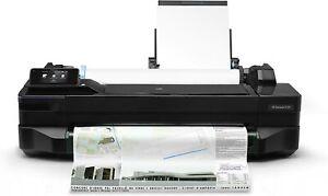 HP Designjet t120-Plotter NUOVO -