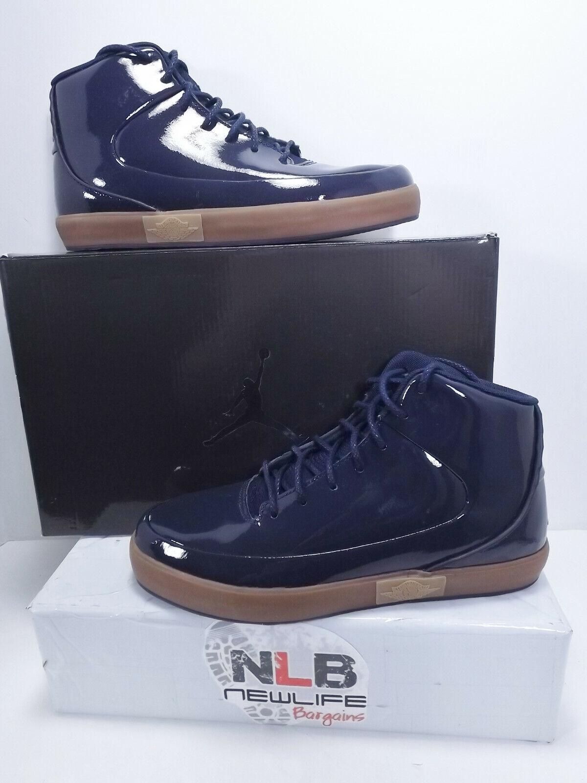 Nike Jordan Grown V.9  453930-402 Dark Obsidian Drk Bubble-Gum Men Size 7