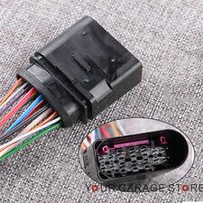 OEM Neu 3C0973837 14 Polig Stecker Connector Steckdose Kabel Für VW AUDI Part